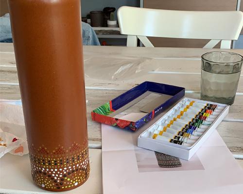 Dot-Painting-op-fles-stap2