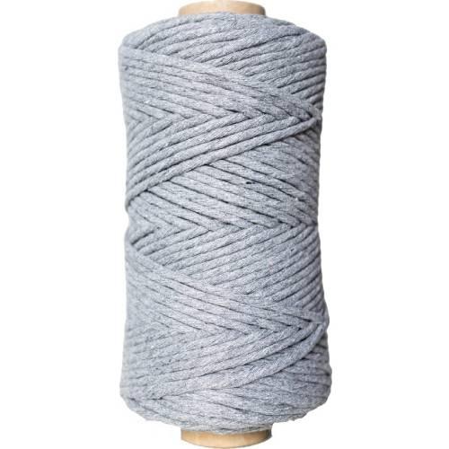 Macrame-koord-grijs